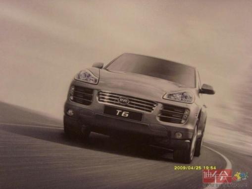 BYD Auto T6 Porsche Cayenne img_1