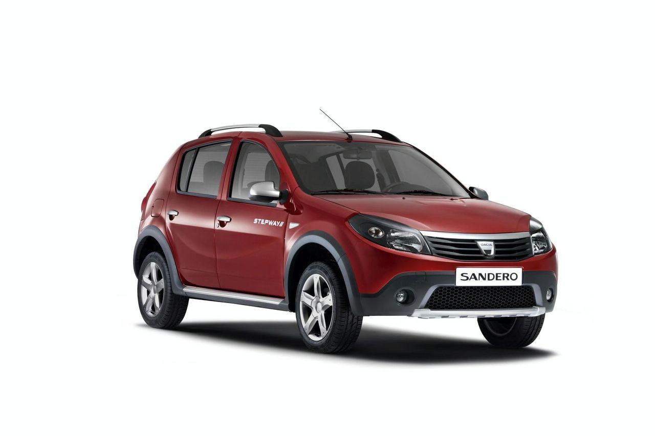 dacia sandero stepway img 8 it s your auto world new cars auto news reviews photos. Black Bedroom Furniture Sets. Home Design Ideas