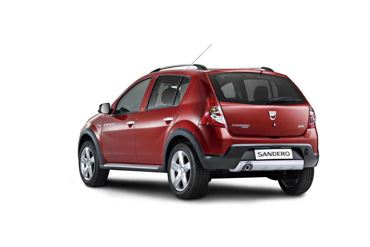 dacia sandero stepway img 9 it s your auto world new cars auto news reviews photos. Black Bedroom Furniture Sets. Home Design Ideas