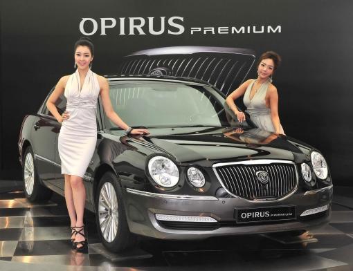 KIA Opirus (Amanti) Premium 2010 img_1