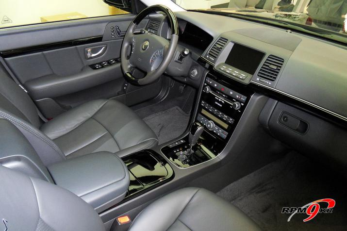 New 2010 Kia Opirus Premium Debuts in Korea » KIA Opirus (Amanti) Premium