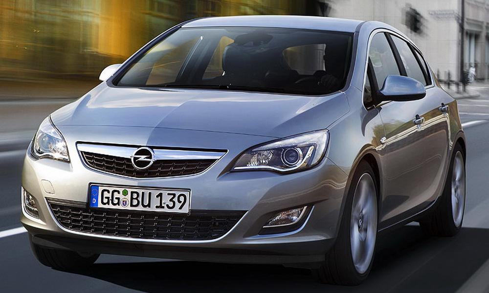 new 2010 opel astra revealed details photos it s your auto world new cars auto news. Black Bedroom Furniture Sets. Home Design Ideas