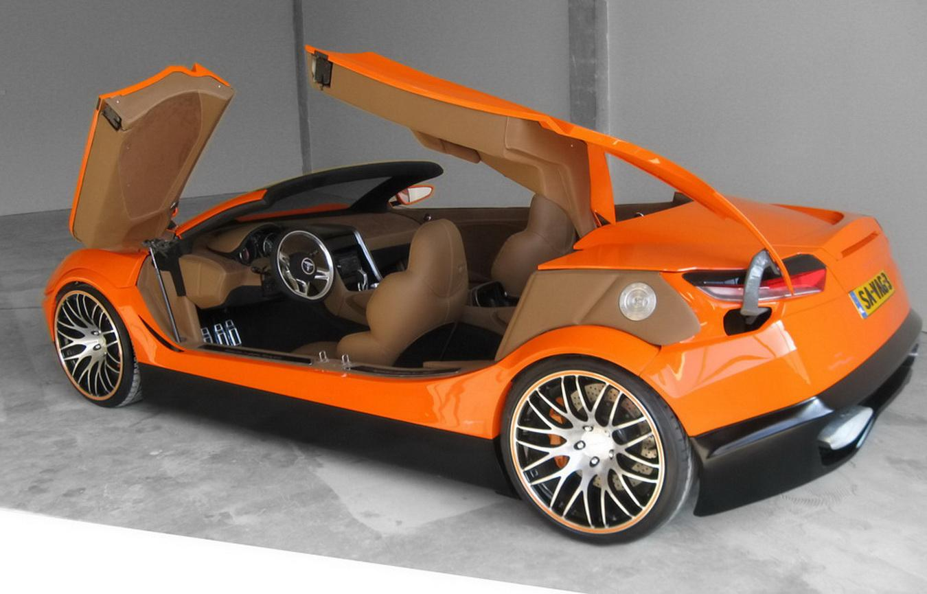 4 Seater Corvette >> New Savage Rivale Roadyacht GTS Supercar   It's your auto world :: New cars, auto news, reviews ...