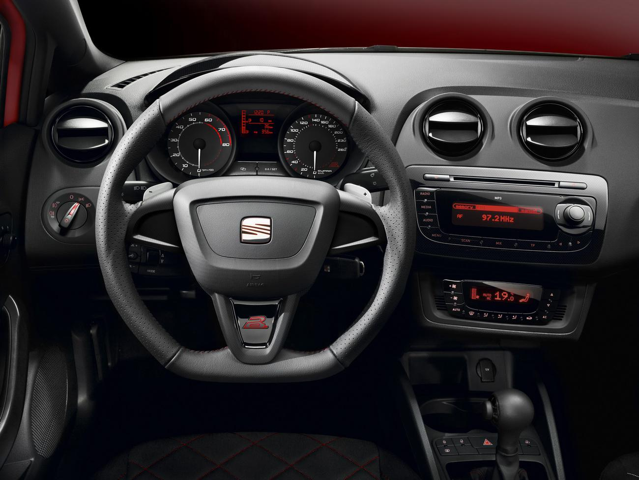 seat ibiza bocanegra interior img 7 it s your auto world