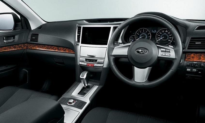 Subaru Legacy Touring Wagon 2010 Interior Img 9 It S Your Auto