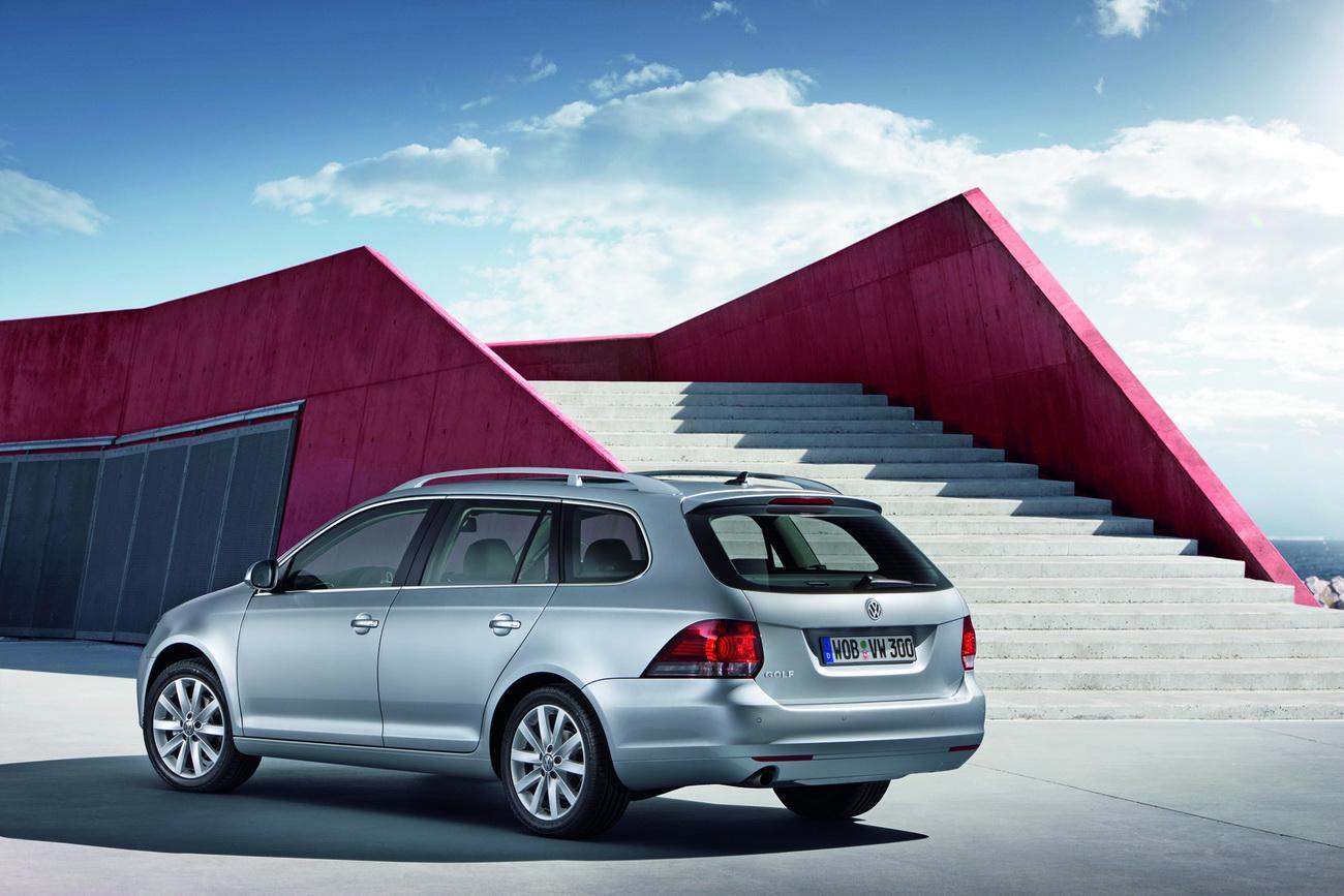 Volkswagen Golf VI Estate 2010 img_2 | It\'s your auto world :: New ...