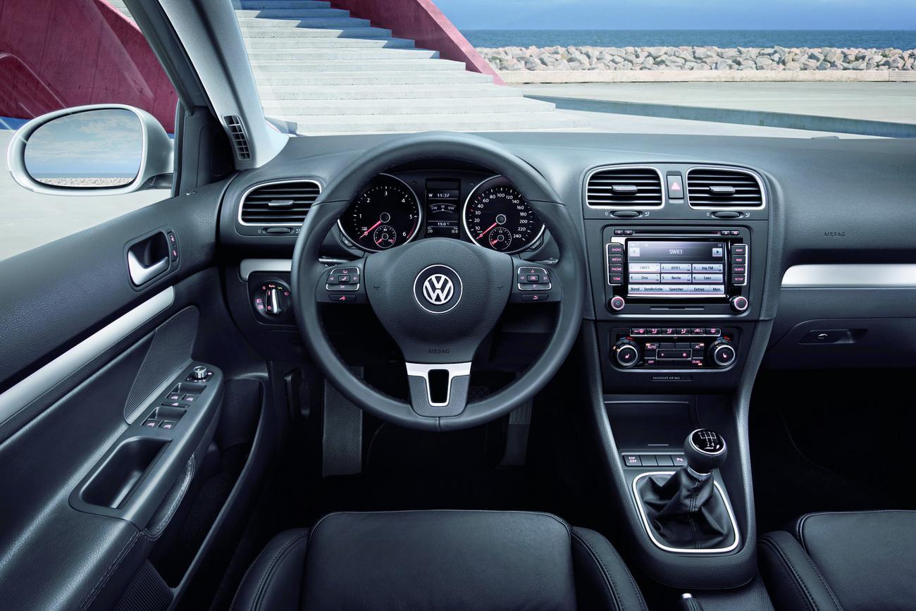 Volkswagen Golf Vi 1 6 Tdi Dpf Trendline Targu Mures Imagine 8