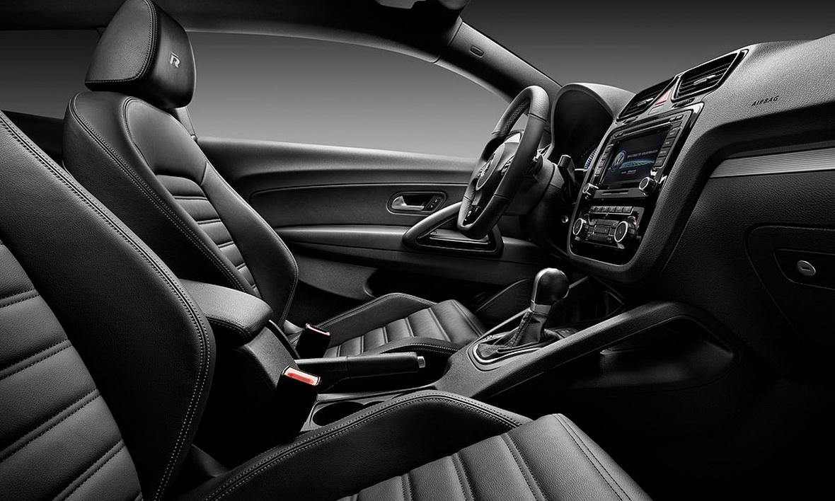 VW Scirocco R 2010 interior img_8 | It\'s your auto world :: New cars ...