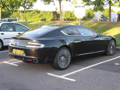 Aston Martin Rapide spy img_1