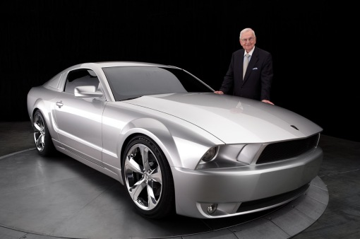 Ford Mustang Lee Iacocca 45th Anniversary Edition 2009 img_1