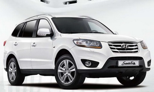 Hyundai Santa Fe 2010 img_3. The South Korean reports agencies also reported