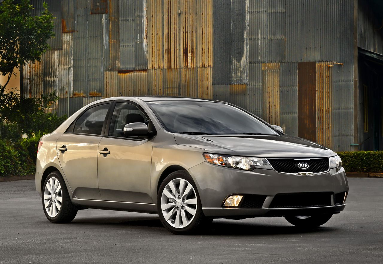 2010 Kia Forte Sedan Priced From 14 200 In The U S It S Your Auto World New Cars Auto