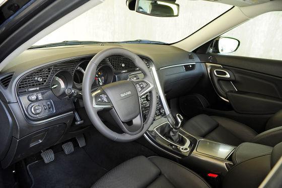 2010 Saab 9-5 Sedan