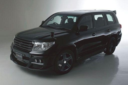 WALD 200 Land Cruiser SPORTS LINE Black Bison Edition img_1