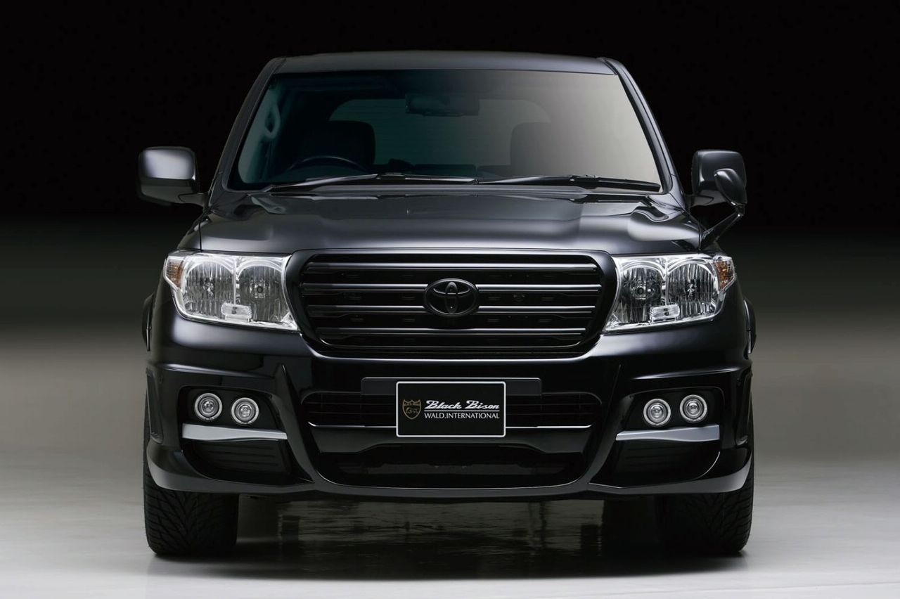 Tuning Wald 200 Land Cruiser Sports Line Black Bison Edition Photos It S Your Auto World