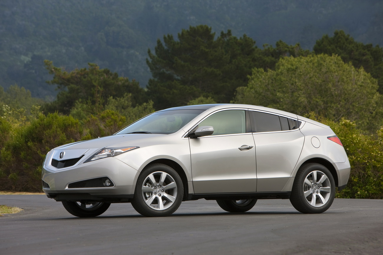 2010 acura zdx crossover img 1 it s your auto world new cars auto news reviews photos. Black Bedroom Furniture Sets. Home Design Ideas