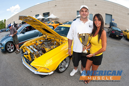 Annual AmericanMuscle Car Show And Charity Event Bestinshow Its - Car show videos