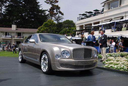 2010 Bentley Mulsanne LIVE at Pebble Beach Concours d'Elegance img_1 | AutoWorld