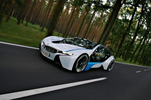 New BMW Vision EfficienctDynamics Concept img_1 | AutoWorld