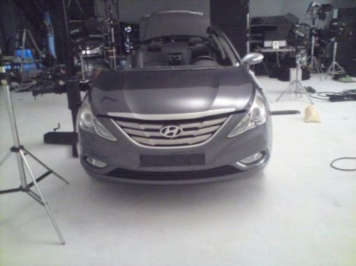 All-new 2011 Hyundai Sonata spy photo img_1 | AutoWorld