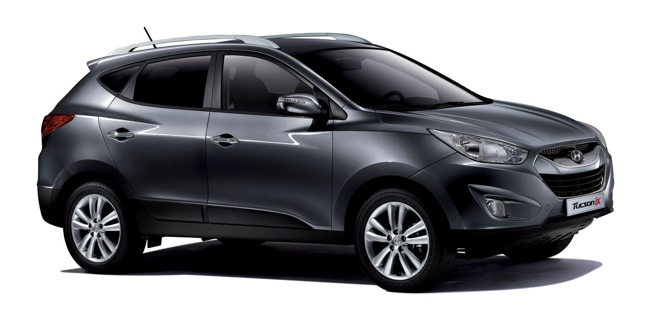 New 2010 Hyundai Tucson Ix35 First Official Images And