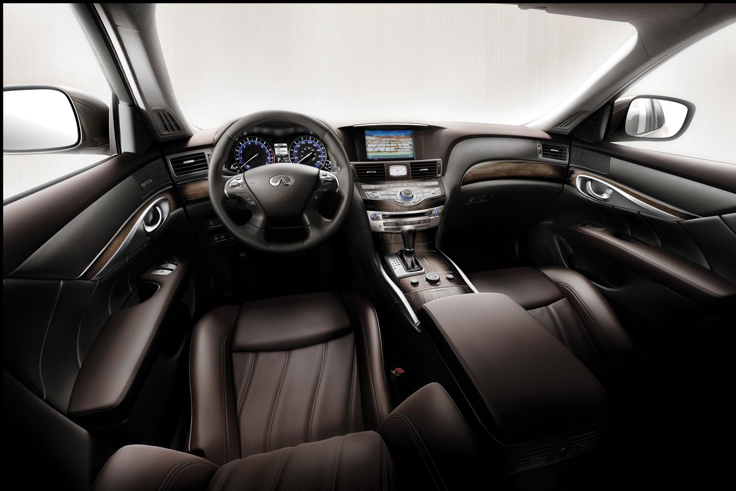 New 2011 Infiniti M37 And M56 Sports Sedans First Official Photos Revealed It S Your Auto