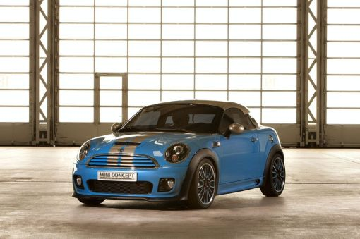 First Official Photos Of Mini Coupe Concept Revealed Its Your