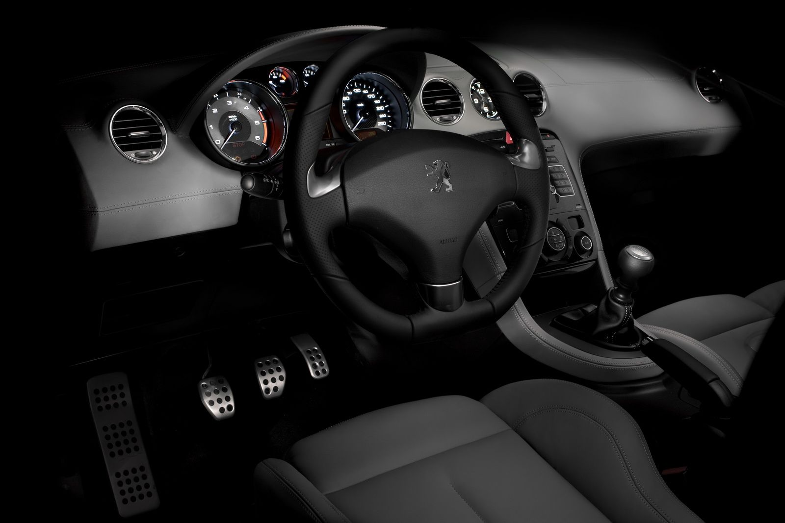 New Peugeot Rcz Coupe Officially Revealed Details And