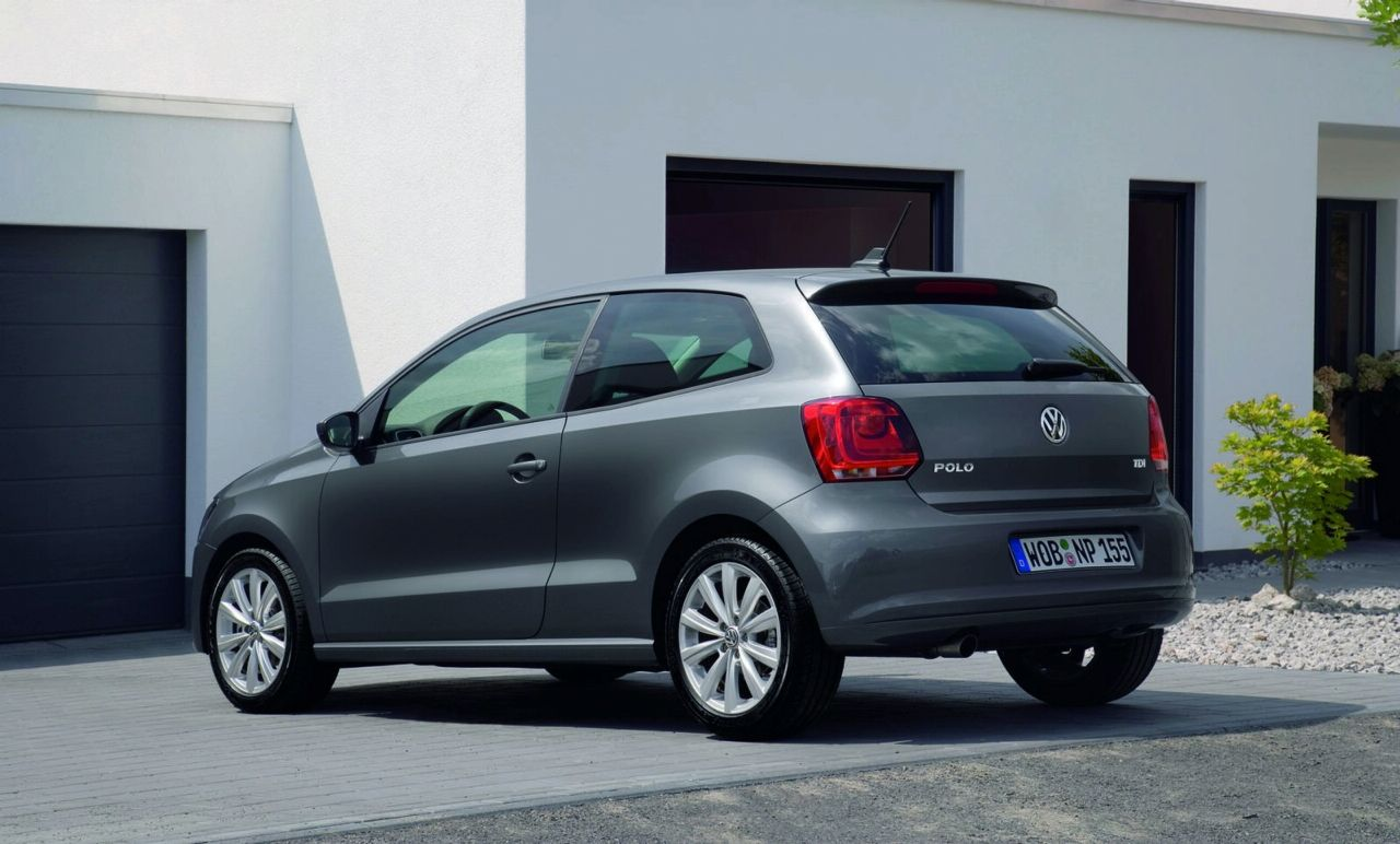 new volkswagen polo 3 door officially revealed details. Black Bedroom Furniture Sets. Home Design Ideas