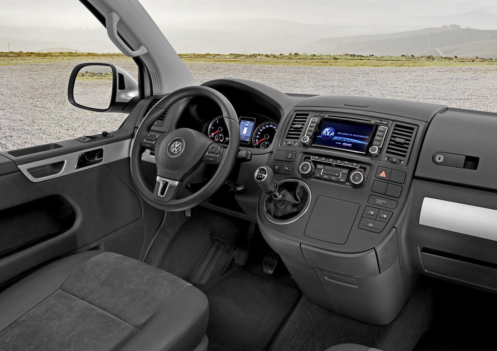 of customervw interior