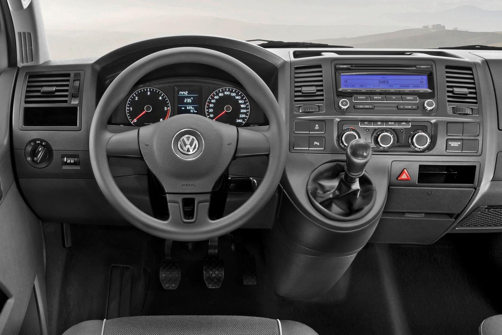 Volkswagen t5 van 2010 interior img 6 it s your auto - Commercial van interior accessories ...