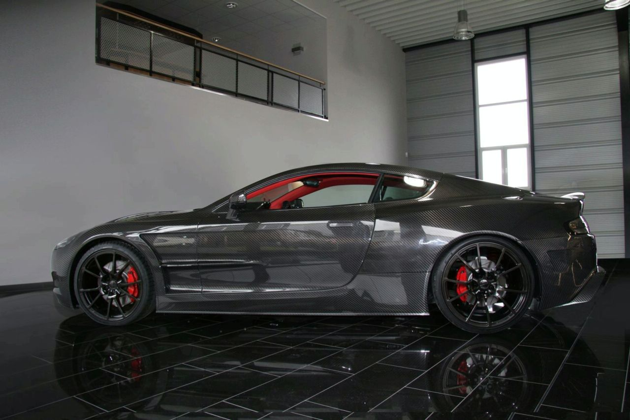 tuning mansory cyrus based on aston martin dbs or db9