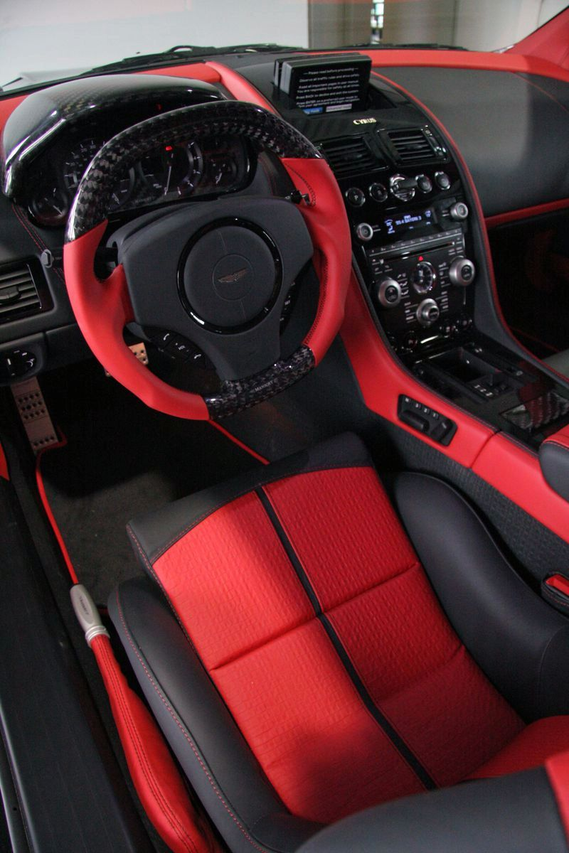 Tuning: Mansory CYRUS Based On Aston Martin DBS Or DB9