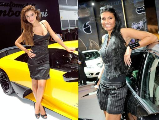 Girls at 2009 Frankfurt Motor Show img_main | AutoWorld