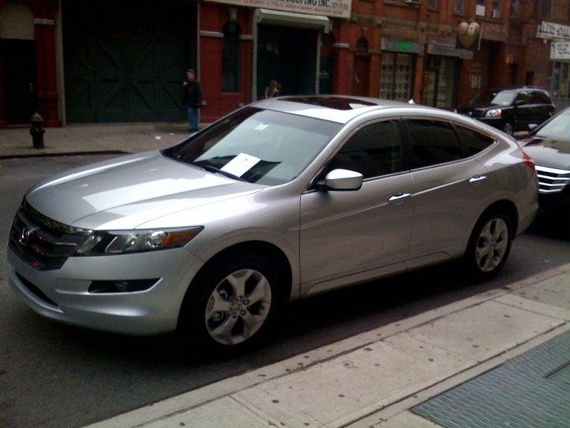 2010 Honda Accord Crosstour 4WD IMAGES