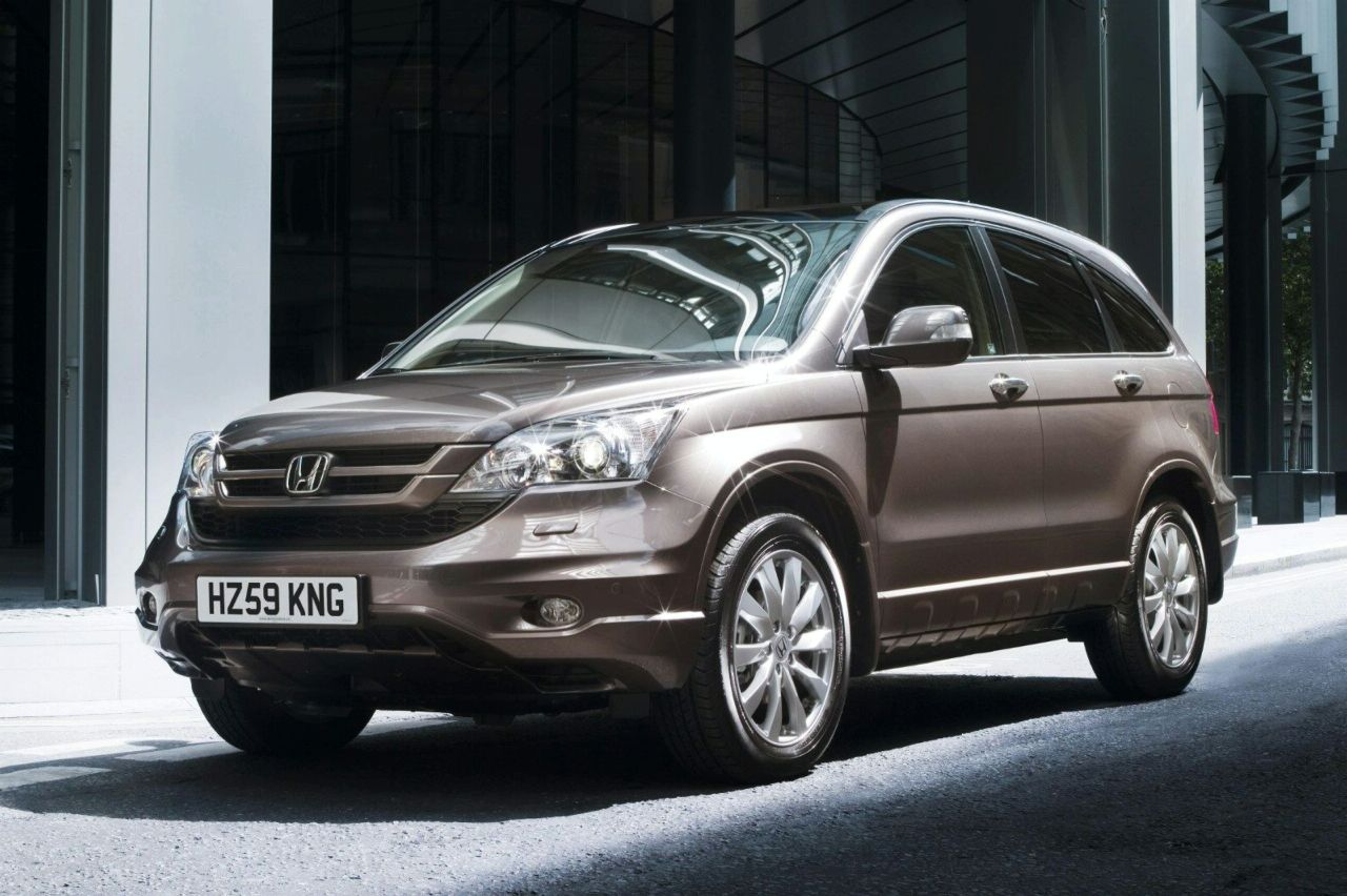 Honda Cr V 2010 Facelift Img 13 Its Your Auto World New Cars 2009 Fuse Diagram Revealed Details And Photos
