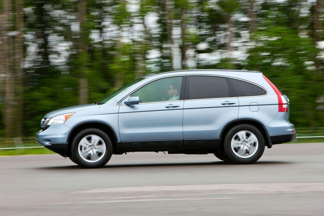 New 2010 honda cr v facelift revealed details and photos for Honda hrv 2010