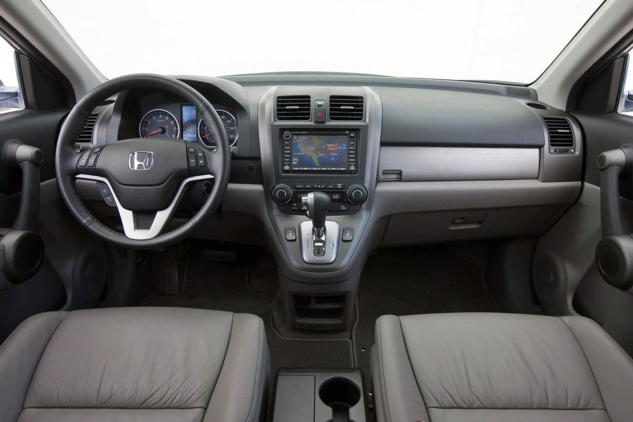 New 2010 Honda CR-V Facelift Revealed (details and photos ...