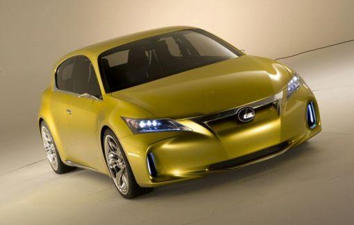 Lexus LF-Ch Concept img_4 | AutoWorld