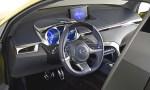Lexus LF-Ch Concept interior img_11
