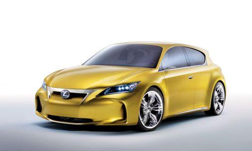 Lexus LF-Ch Concept official img_1 | AutoWorld