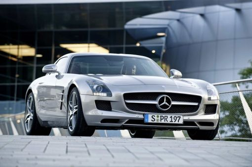 2010 Mercedes-Benz SLS AMG Gullwing img_1 | AutoWorld