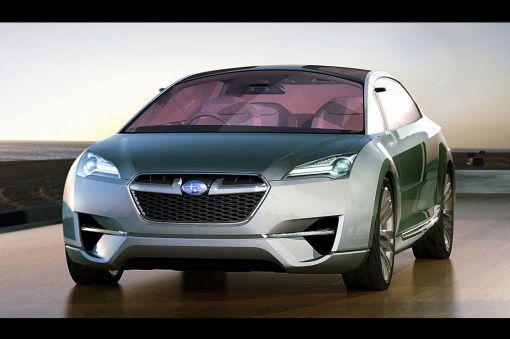 Subaru Hybrid Tourer Concept img_7 | AutoWorld