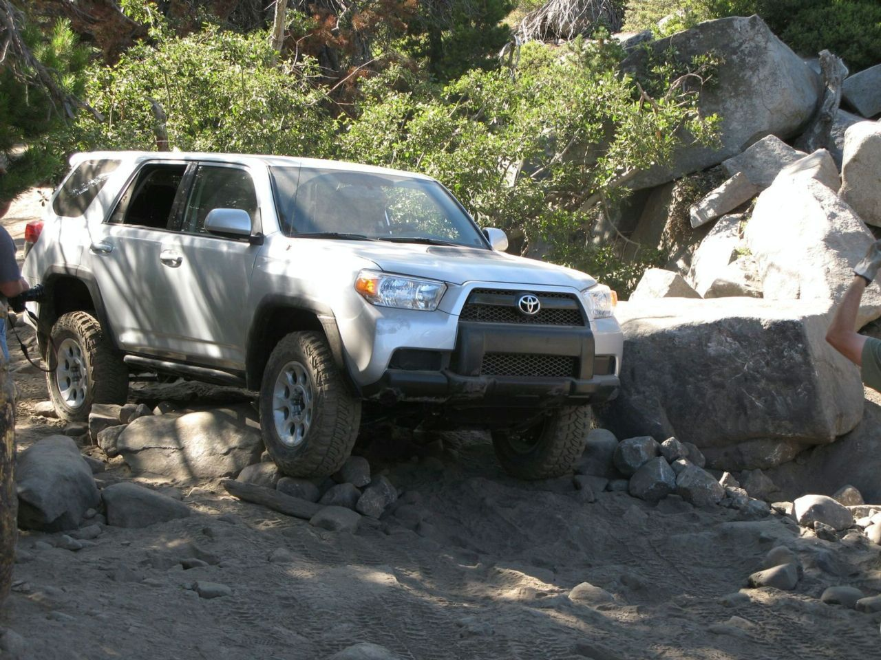 New 2010 Toyota 4Runner Officially Revealed (photos And Video) » Toyota  4Runner 2010 Img_12