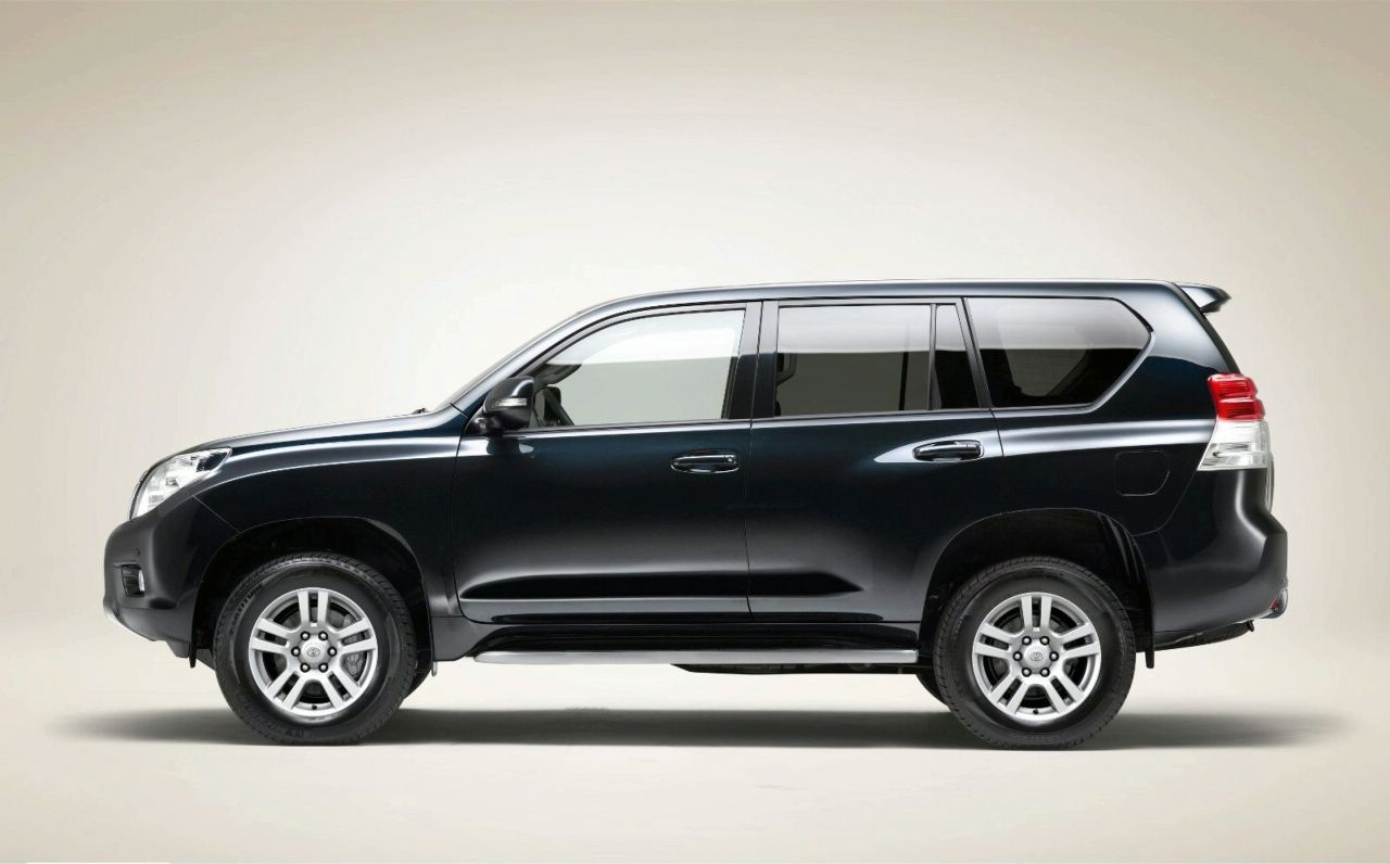Toyota Land Cruiser Prado 150 2010 #11