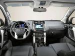 Toyota Land Cruiser 2010 interior img_9