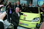 VW E-Up! Concept LIVE at Frankfurt img_2