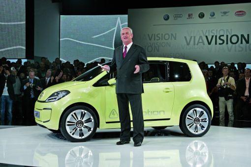 VW E-Up! Concept LIVE at Frankfurt img_3 | AutoWorld