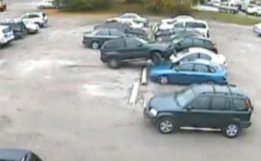 BMW X5 FAIL parking img_1