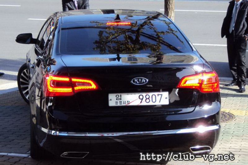 Kia Cadenza K7 Sedan 2011 Img12 Its Your Auto World New Cars